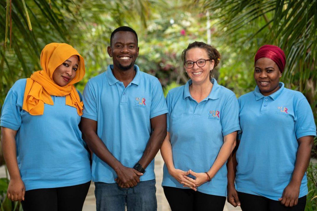 Our Zanzibar Group Reservations Team