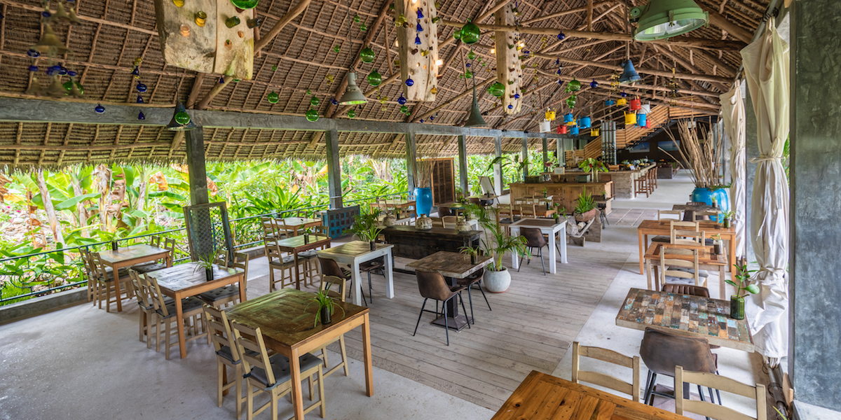 Fun Beach Hotel restaurant