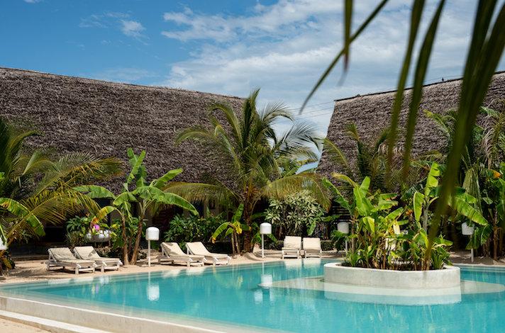 Fun Beach Hotel back pool