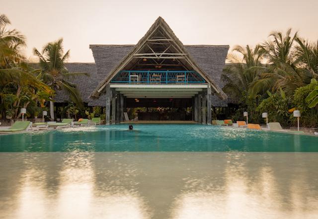 Fun Beach Hotel pool view