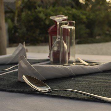 Private Beach Dinner