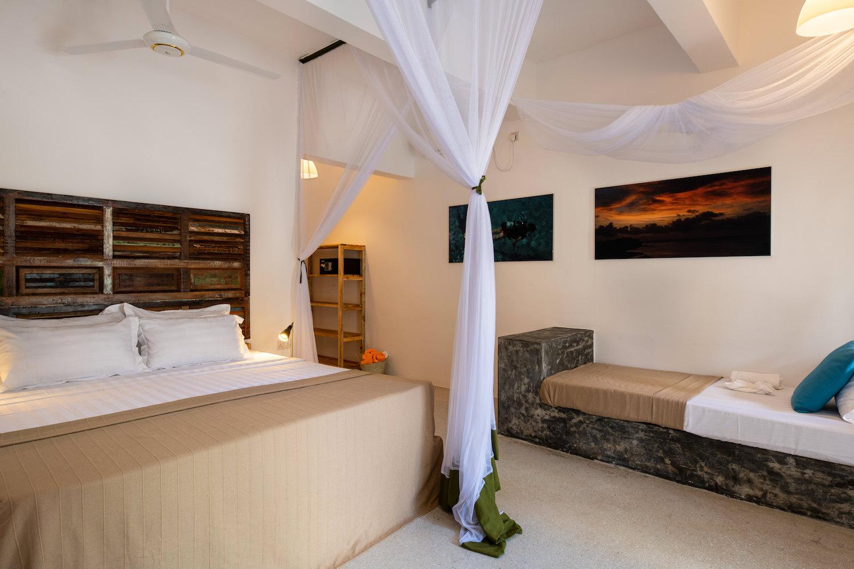 Casa Beach Hotel double bed