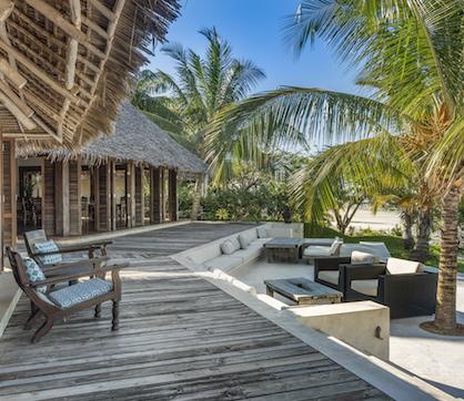 Qambani Luxury Resort Terrace