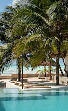 Casa Beach Hotel Pool Terrace