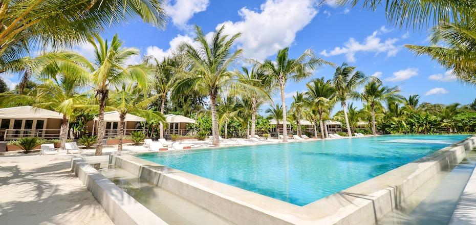 La Luna Suite Apartments Swimming Pool