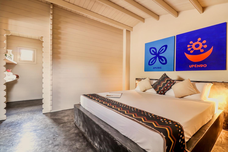 La Luna Suite Apartments bedroom