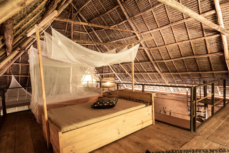Mwezi Boutique Resort full moon bungalow first floor