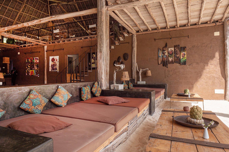 Mwezi Boutique Resort Lounge