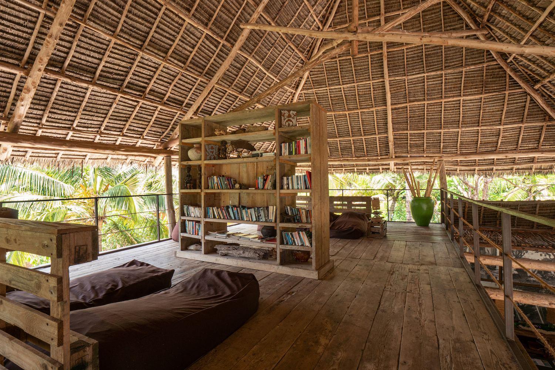 Mwezi Boutique Resort loft space