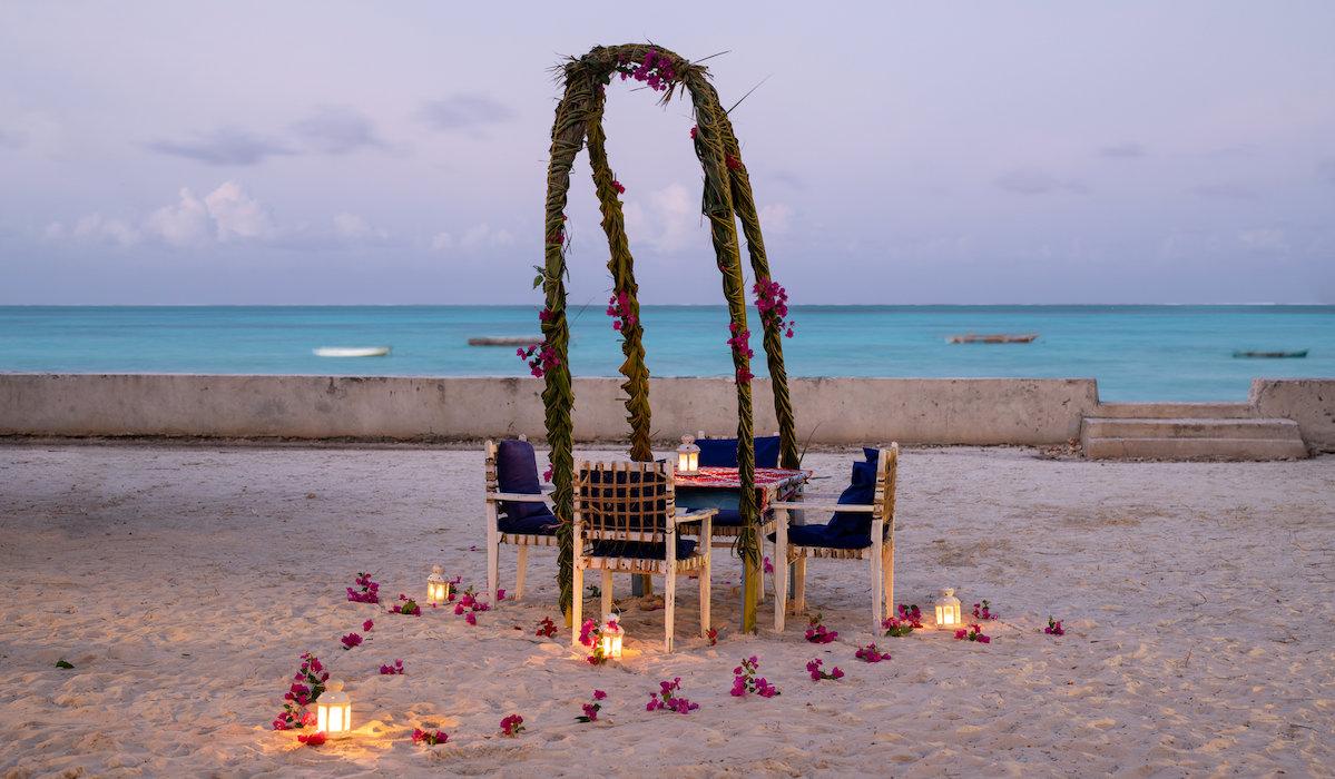 Nur Beach Private Dinner
