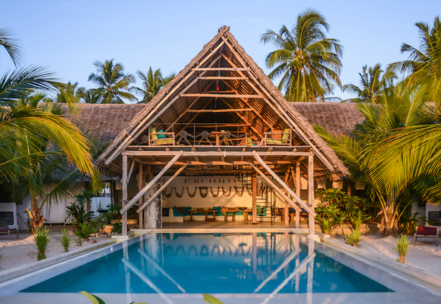 Nur Beach Hotel pool view
