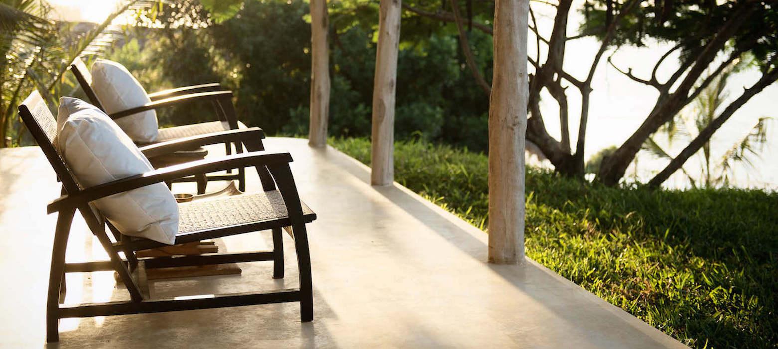 Qambani Luxury Resort Africa villa