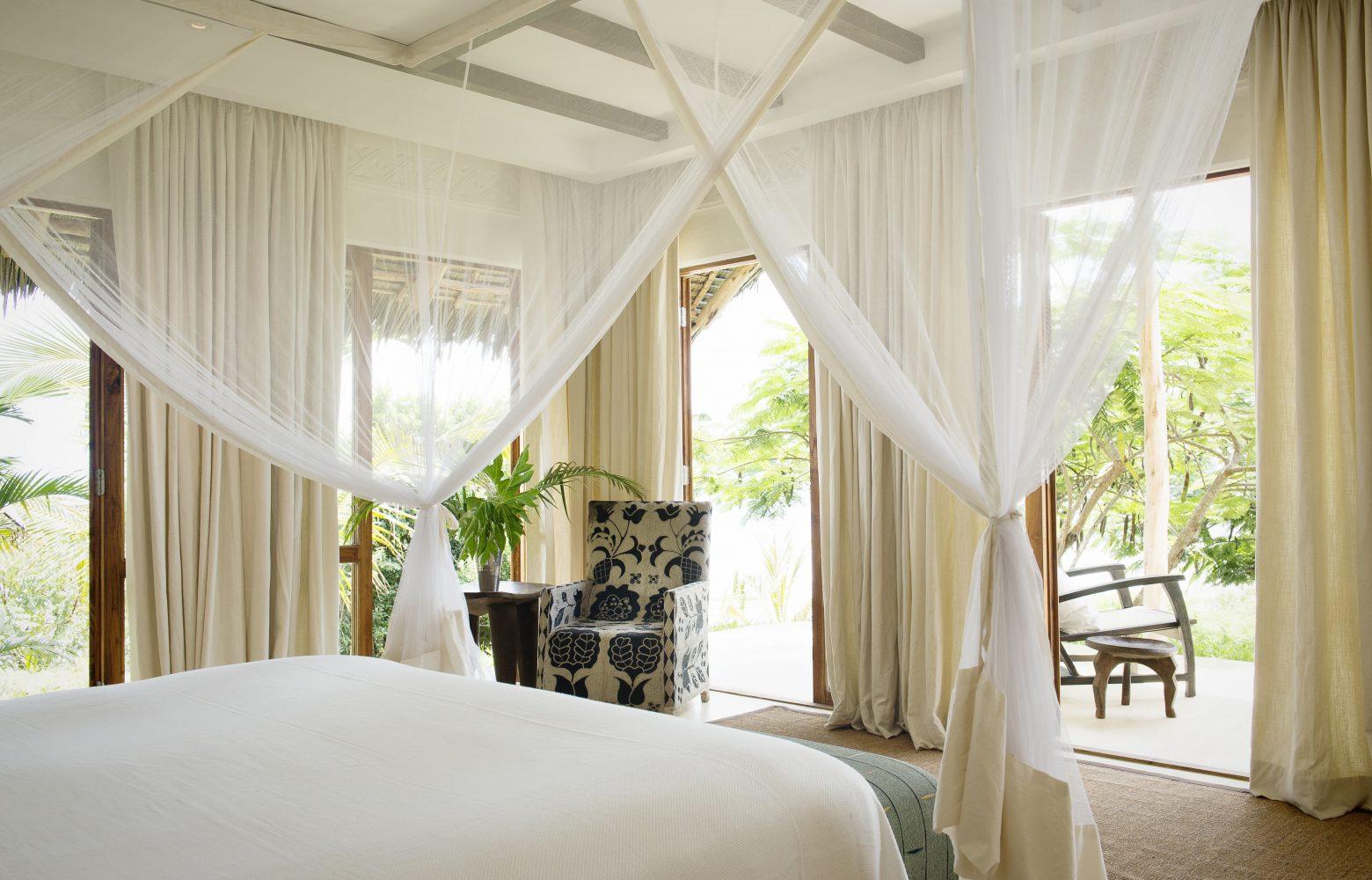 Qambani Luxury Resort Africa bedroom