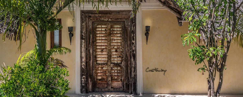 Qambani Luxury Resort Castaway villa
