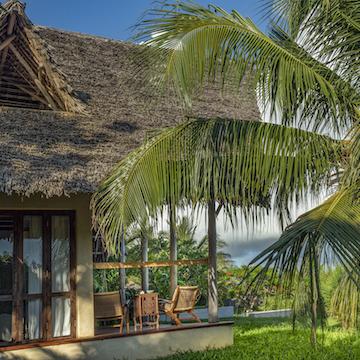 Qambani Luxury Resort villa