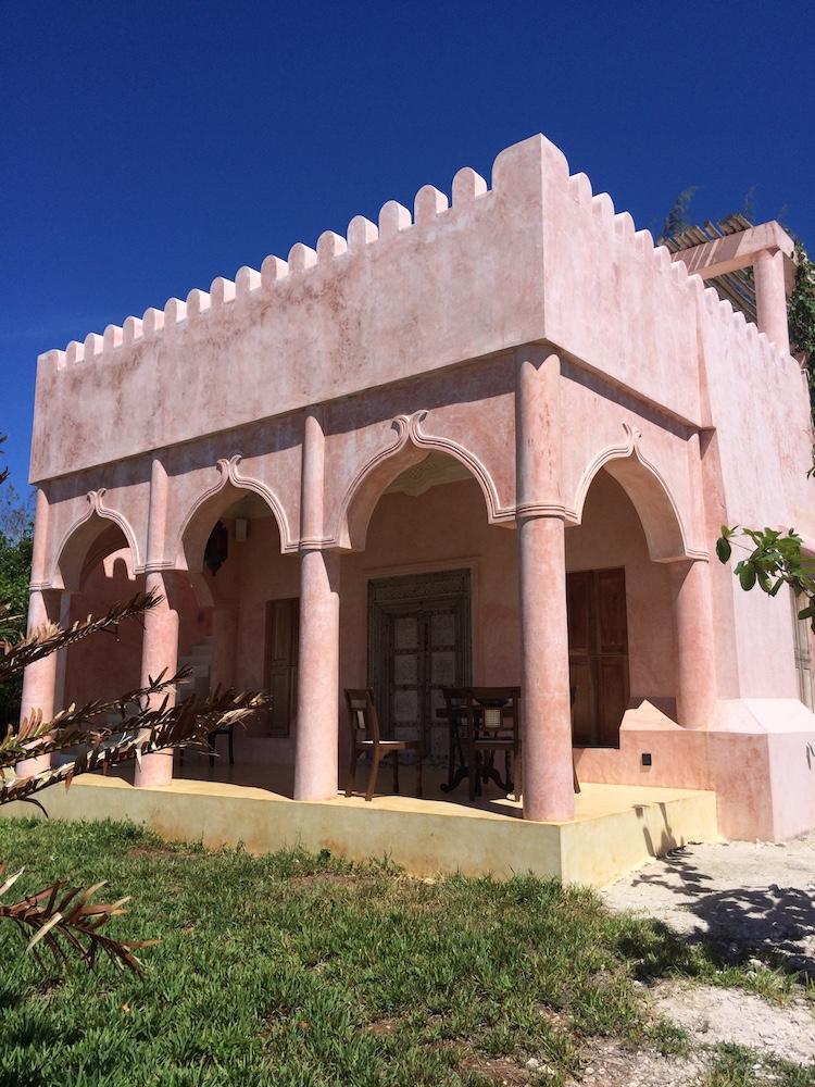 Qambani Luxury Resort sundowner
