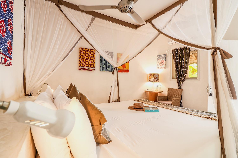 The Loop Beach Resort Garden Room