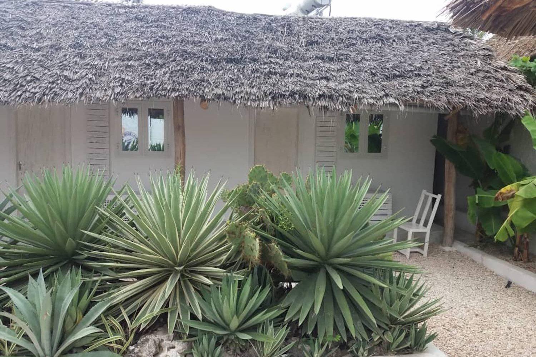 The Loop Beach Resort garden room exterior