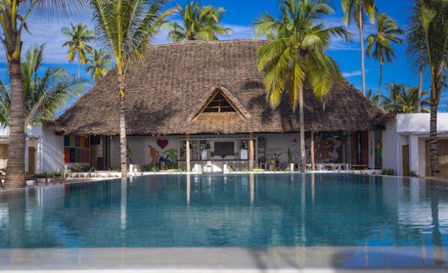 The Loop Beach Resort pool view