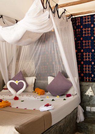 Nur Beach Resort room